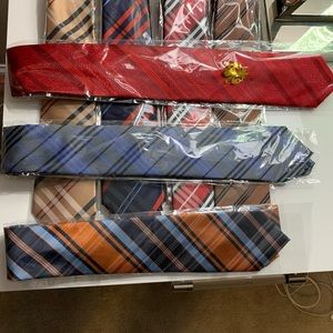 Other - Men's Designer Ties (Striped/Solid/Plaid) BUNDLE